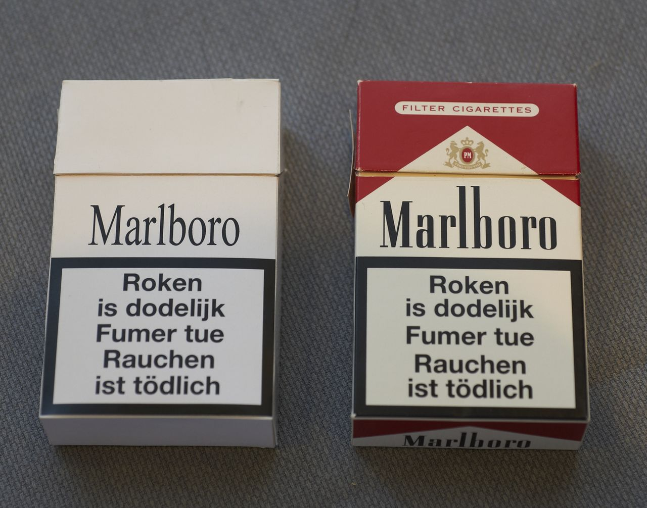 How much are Marlboro lights in Virginia