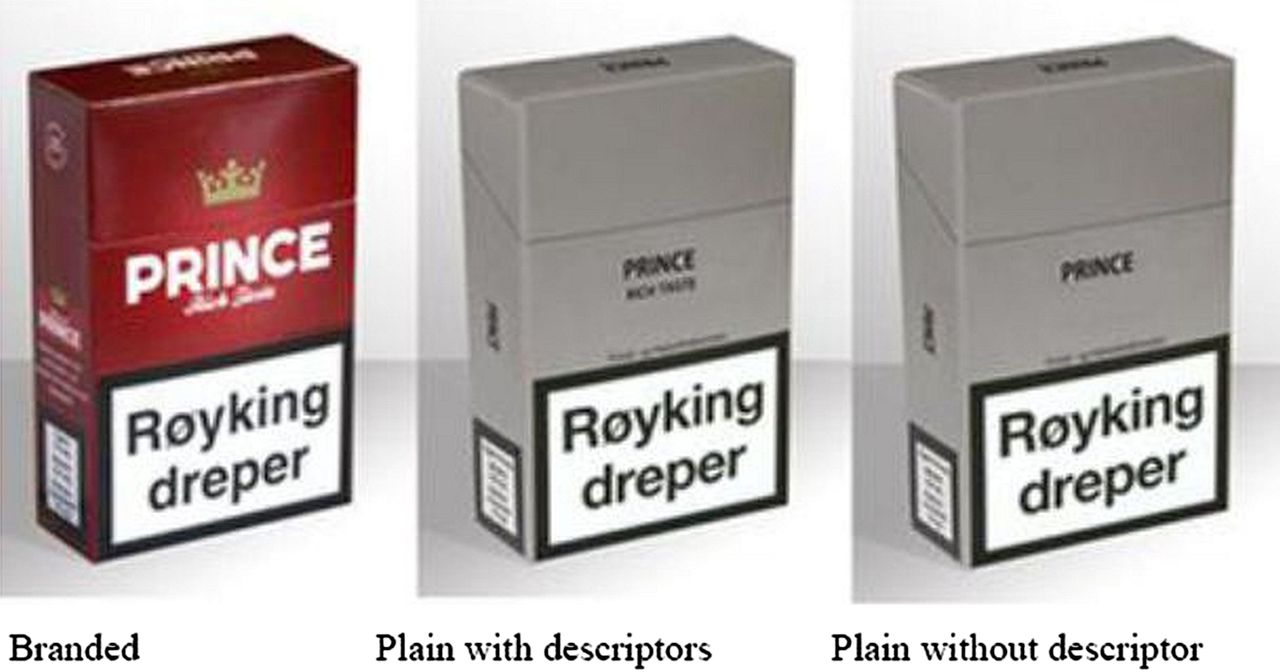 The Impact Of Cigarette Branding And Plain Packaging On