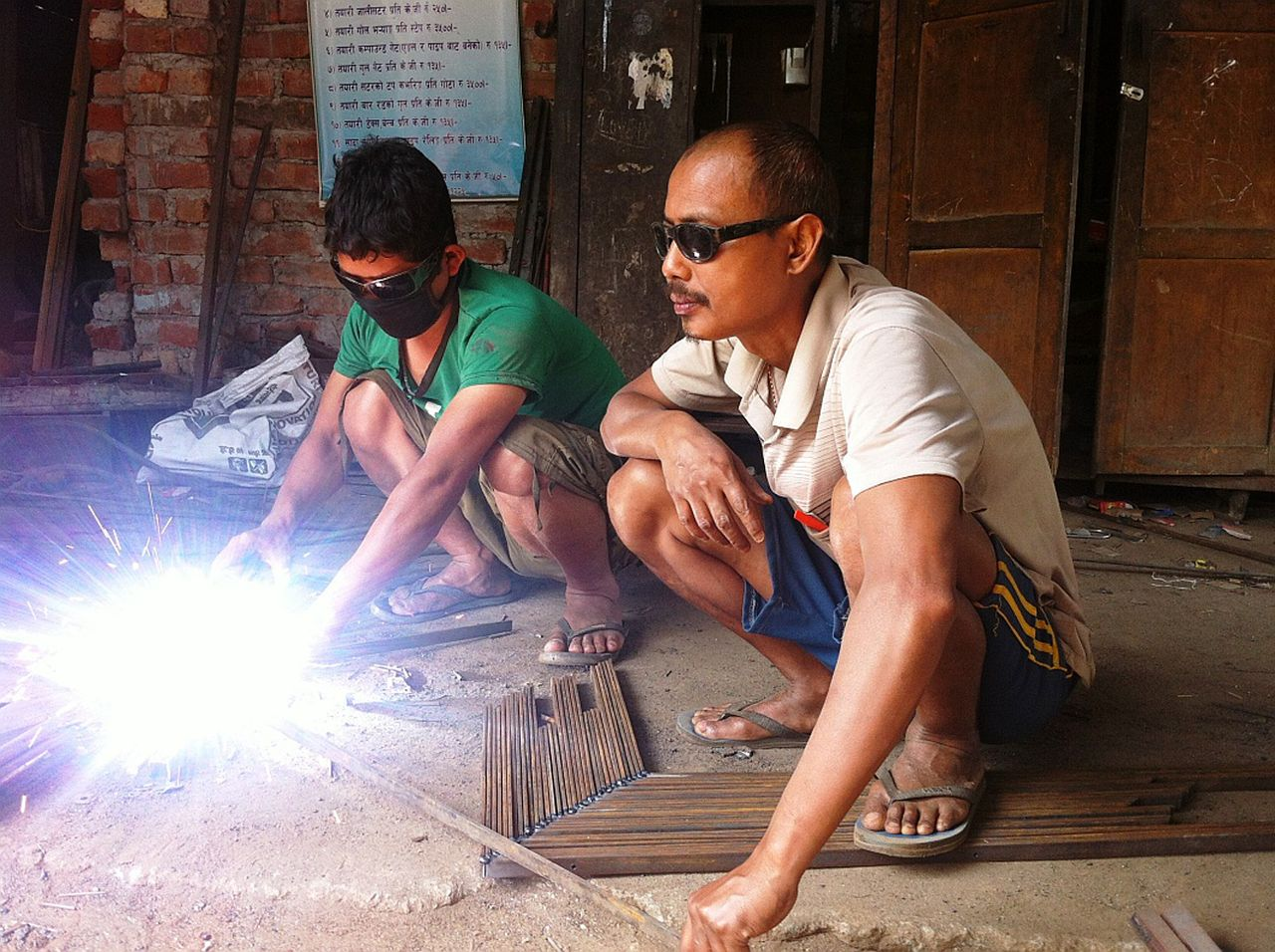 Awareness Occupational Hazards And Use Safety Measures Among Welders Cross Sectional