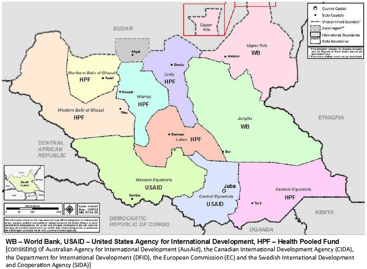 Feasibility Of Health Systems Strengthening In South Sudan