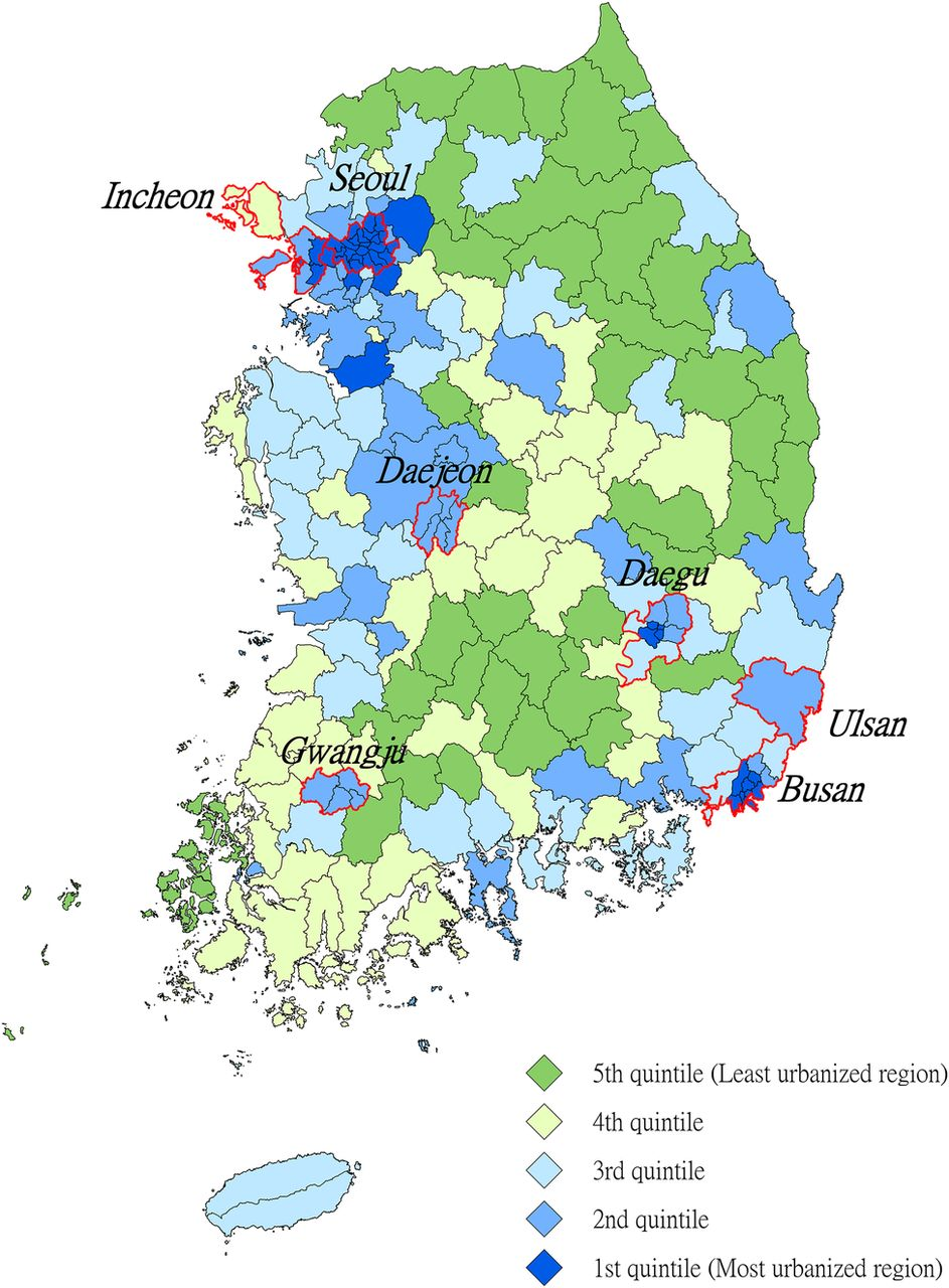 Changes in south korean urbanicity and suicide rates 1992 to 2012 download figure open in new tab gumiabroncs Images