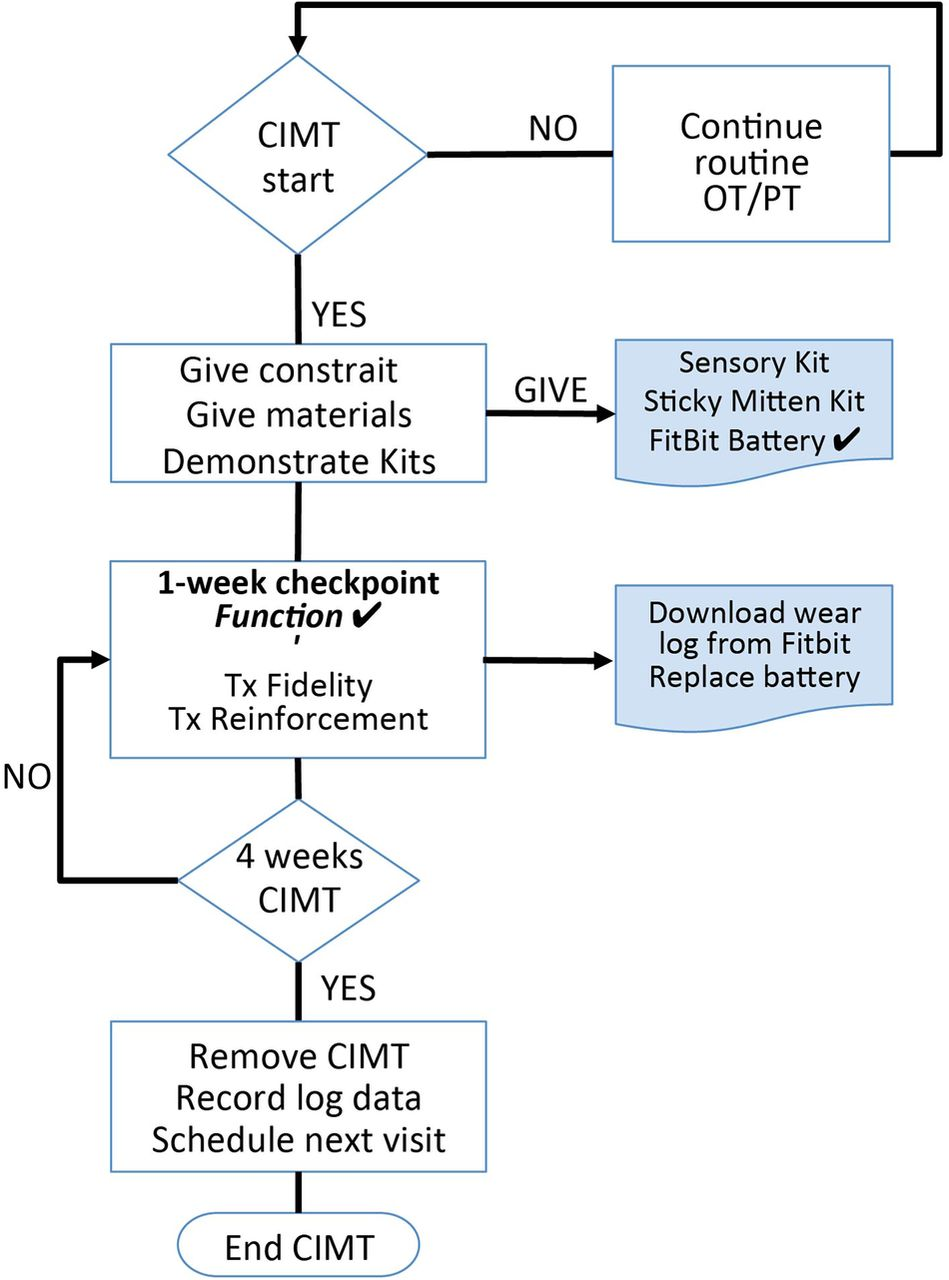 Early childhood constraint therapy for sensorymotor impairment in download figure nvjuhfo Choice Image