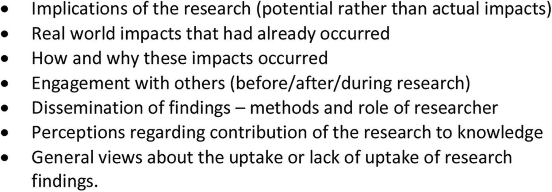 A Mixed Methods Study Of The Factors That Influence Whether