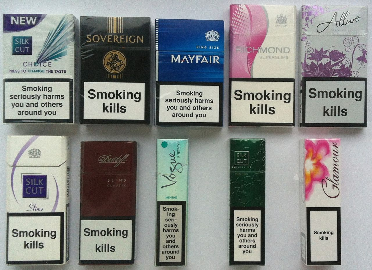 How much are cigarettes Marlboro in Los Angeles duty free
