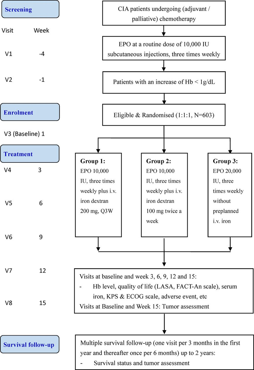Combination with intravenous iron supplementation or doubling download figure open in new tab download powerpoint figure 1 study flow chart geenschuldenfo Choice Image