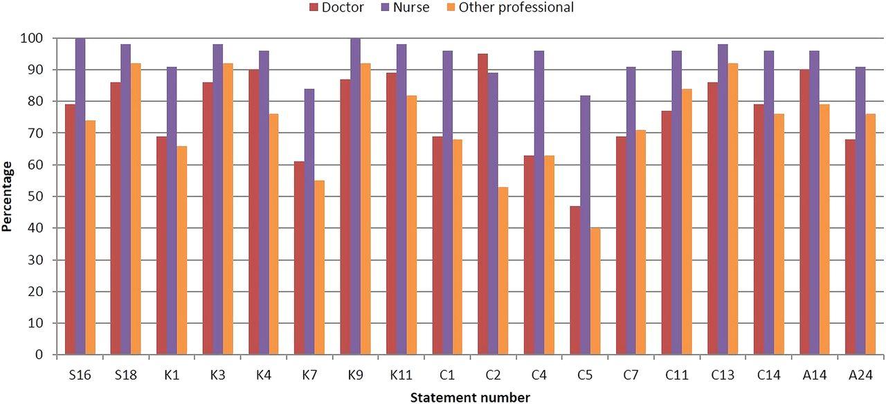 Modified international e-Delphi survey to define healthcare