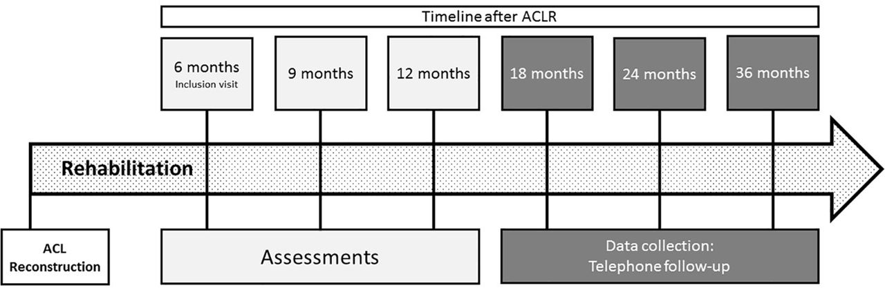Criteria for Return to Sport after Anterior Cruciate