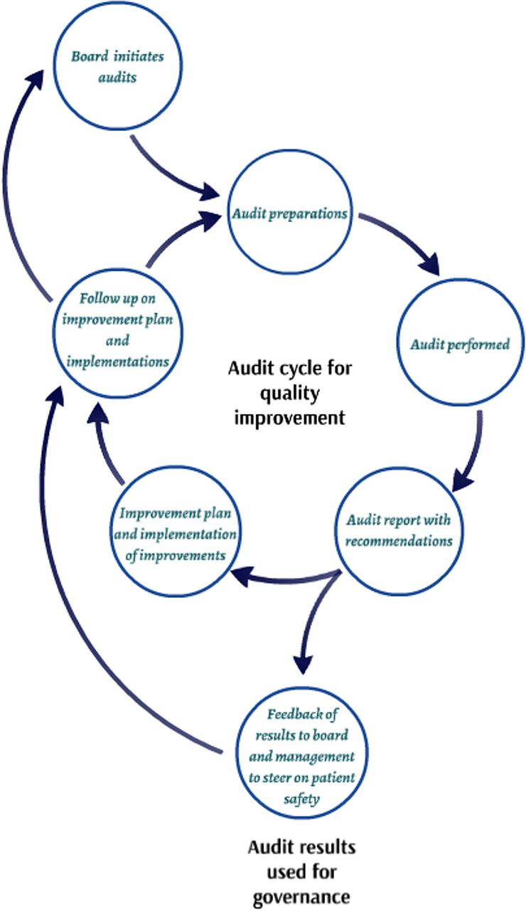 2 cycle diagram evaluation of the organisation and effectiveness of #1
