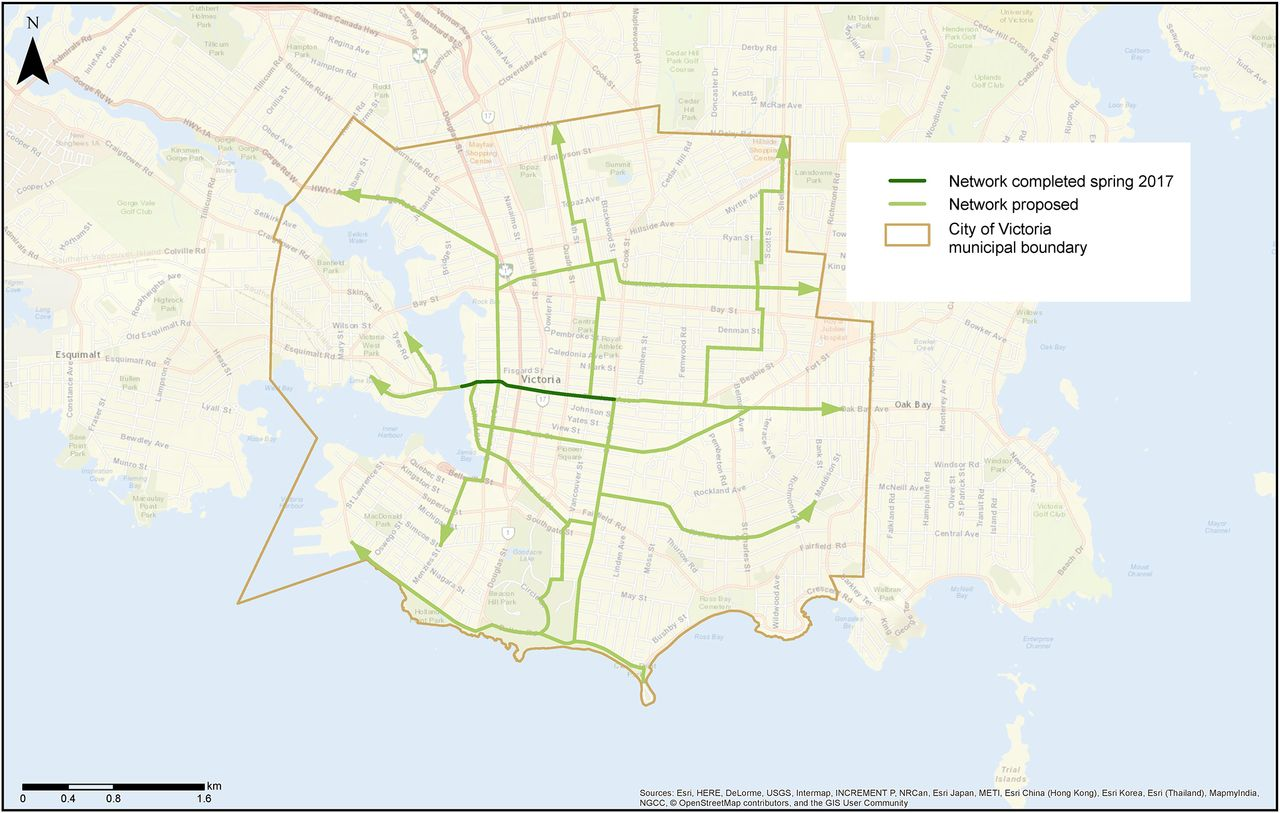Impacts Of Bicycle Infrastructure In Mid Sized Cities Ibims Dc Wiring Diagram For Atlas Point Motor Download Figure