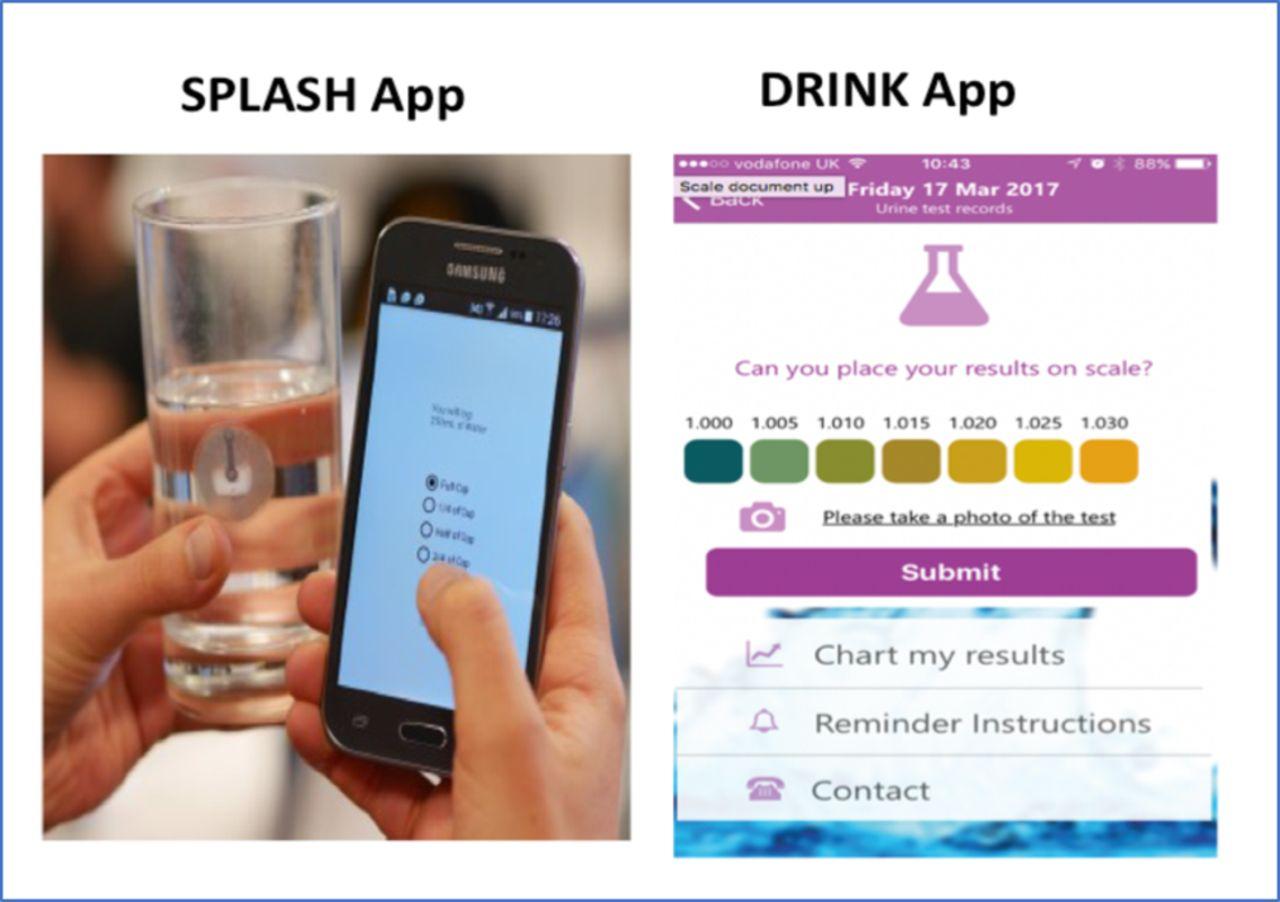 Randomised controlled trial of high versus ad libitum water intake
