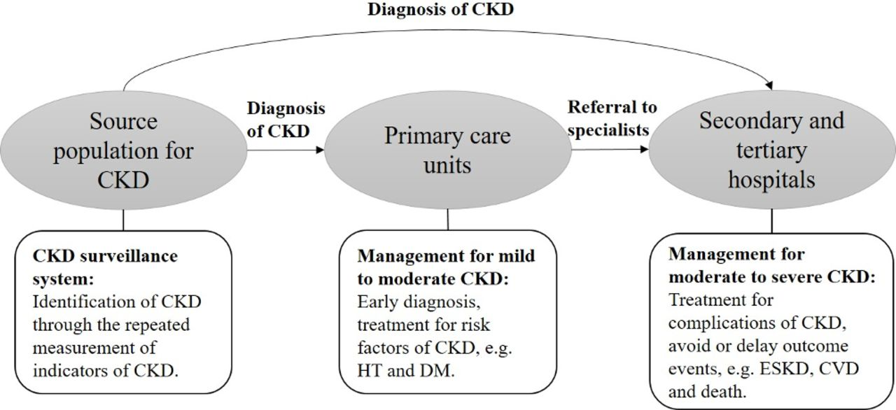 Using Electronic Health Record Data To Establish A Chronic Kidney Disease Surveillance System In China Protocol For The China Kidney Disease Network Ck Net Yinzhou Study Bmj Open