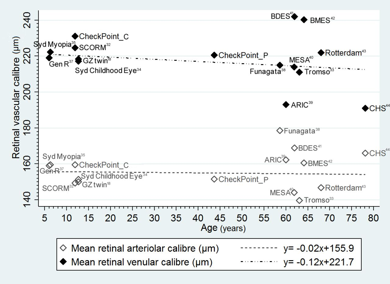 Retinal microvasculature: population epidemiology and